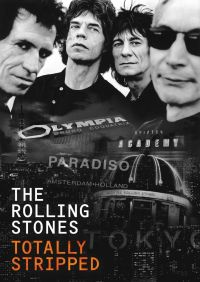 Cover The Rolling Stones - Totally Stripped [DVD]